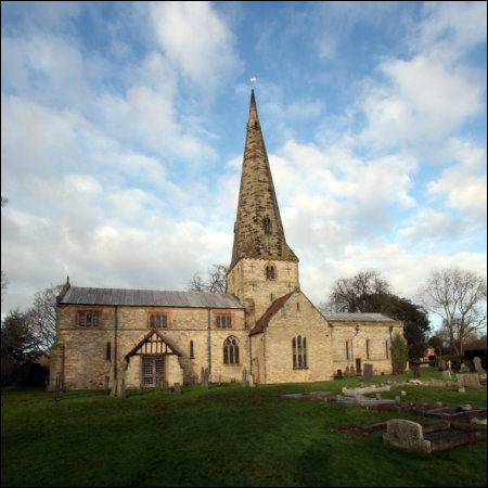 St James Parish Church