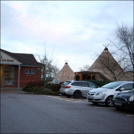 The Village Hall car park